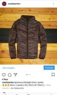 Premura Ultralight Down Jacket
