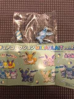 寵物小精靈pokemon center扭蛋 伊貝系列