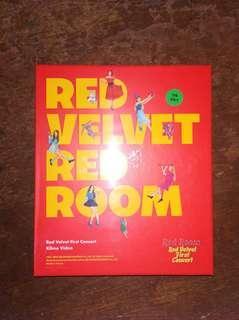 RUSH SELL Red Velvet Red Room Concert DV