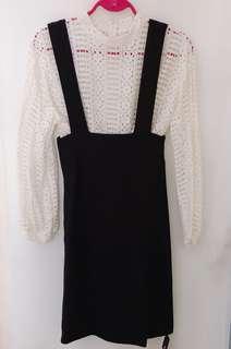 🚚 Dress black