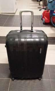 American Tourister Black Luggage 30 inch