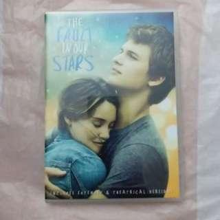 DVD 港版 生命中的美好缺憾 THE FAULT IN OUR STARS