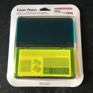 Semi Transparent New Nintendo 3DS Cover Plates