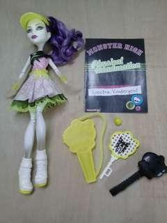 Physical Deaducation's Spectra Vondegeist : Monster High