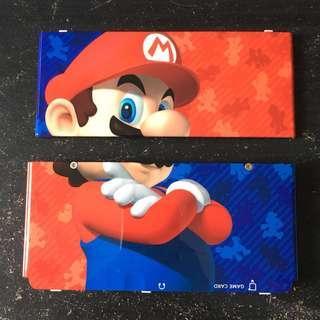 Mario New Nintendo 3DS Cover Plates