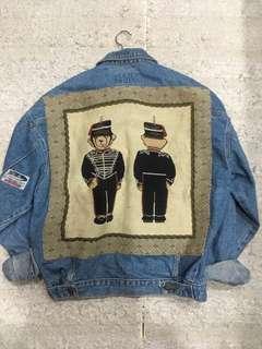 🚚 Vintage 牛仔外套