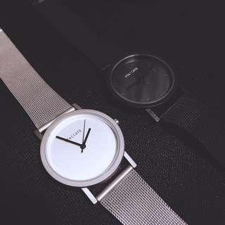🚚 近全新/金屬質感手錶