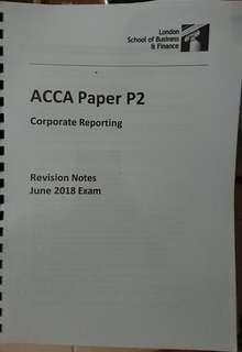 acca p2 revision | Textbooks | Carousell Singapore