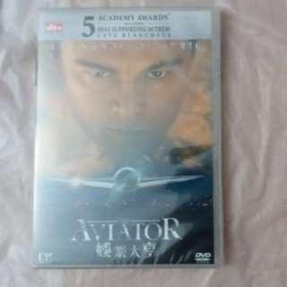 全新 DVD 港版 娛樂大亨 The Aviator