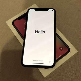 iPhone X 64Gb Space Grey - As new!