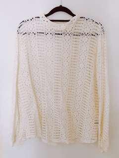 🚚 Lace shirt