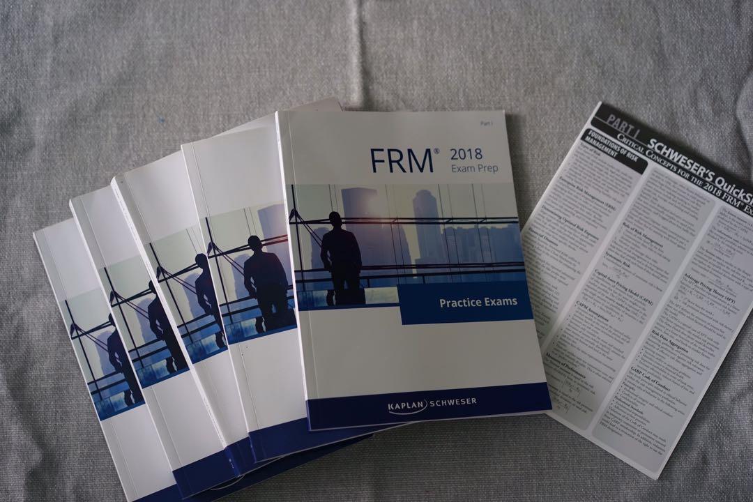 frm level 1 schweser notes pdf