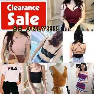 Top/ Dress - Clearance Sale