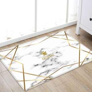 Instock* Design Queen Floor mat 40x60