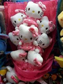 Bouquet Stuffed Toy