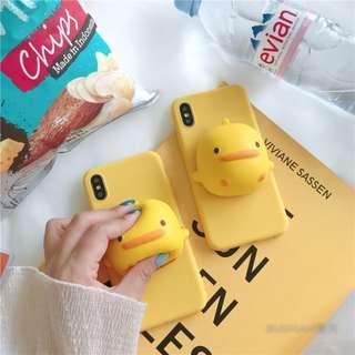 [PO] 3D soft pinch duck iphone case