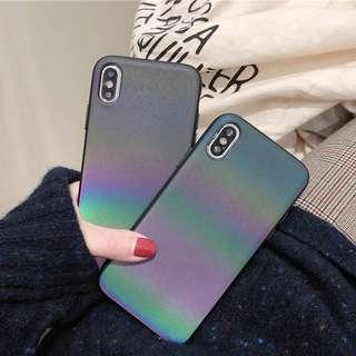 [PO] dark holographic iphone case