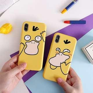 [PO] psyduck iphone case