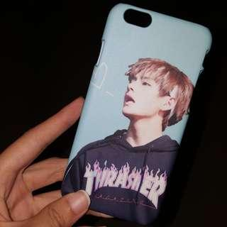 [INSTOCK/WTS] bts taehyung v tumblr aesthetic iphone 6s phone case