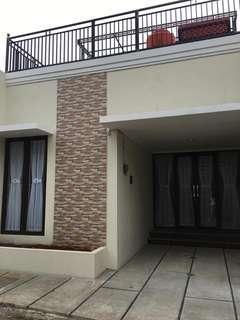 Dijual rumah cluster ready stok daerah pondok rangon