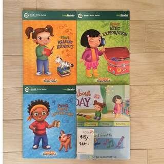 LeapReader™ Read & Write Book Set: Ready, Set, Kindergarten