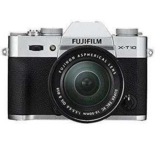 Fujifilm xt10 full acc