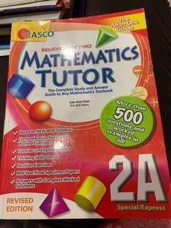 Mathematics Sec2