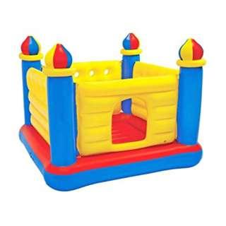 [For rent] Intex Jump O Lene Castle Inflatable Bouncer