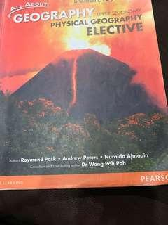 Geography Textbook upper secondary