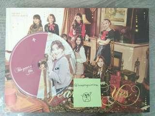 (WTS)Twice TYOY album