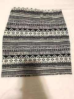 Pull & bear short skirt S