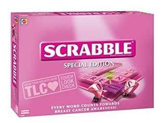 Limited Edition Scrabbles
