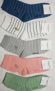 Basic long socks