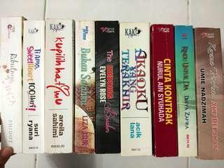 Novel Melayu #CNY888