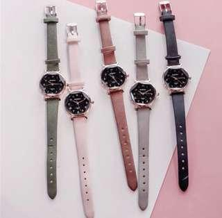 Korean Simplified Chic Modern Fashion Ladies Watch