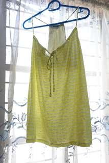 Old Navy Neon Top