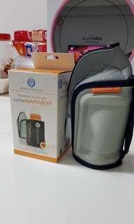 reusable milk heater