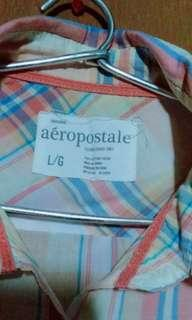 Aèropostale Polo sleeve