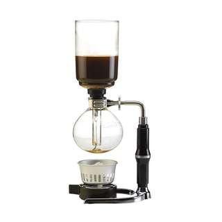 Hario tca3 syphon coffee brewer