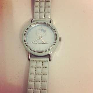 特價🈹🈹🈹Hello Kitty 絕版手錶 女裝手錶 Vintage Watch