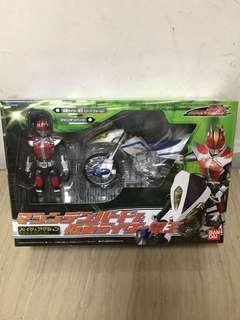 Bandai SHF Scale Kamen Masked Rider Den-O Bike 🏍 & Action Set