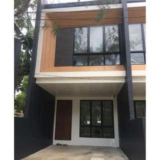 3 Bedroom House and Lot for sale in Antipolo Dalig Modern Townhouse in Antipolo
