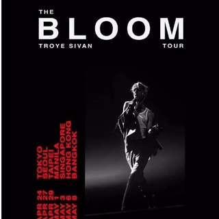Troye Sivan Block B 企位兩張