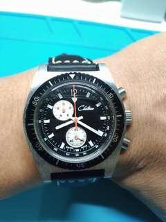 Vintage Chateau racing chronograph watch