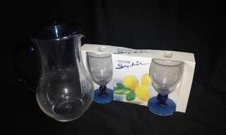 Luminarc set glass