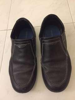 Hush Puppies brown shoes for men