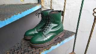 Dr.Martens 1460 green sz 8uk MIE