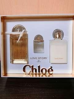 🚚 Chloe 香水禮盒