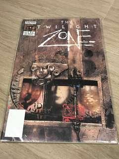 Now Comics Classic The Twilight Zone