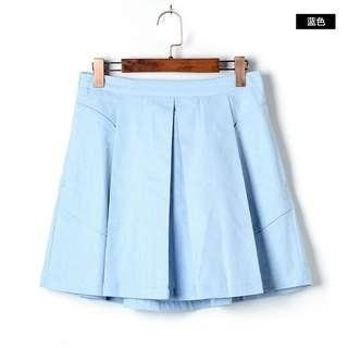 BNWT Light Blue Skirt